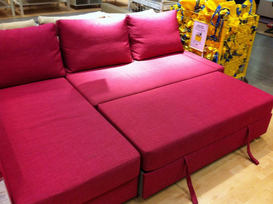 photos canap friheten occasion. Black Bedroom Furniture Sets. Home Design Ideas