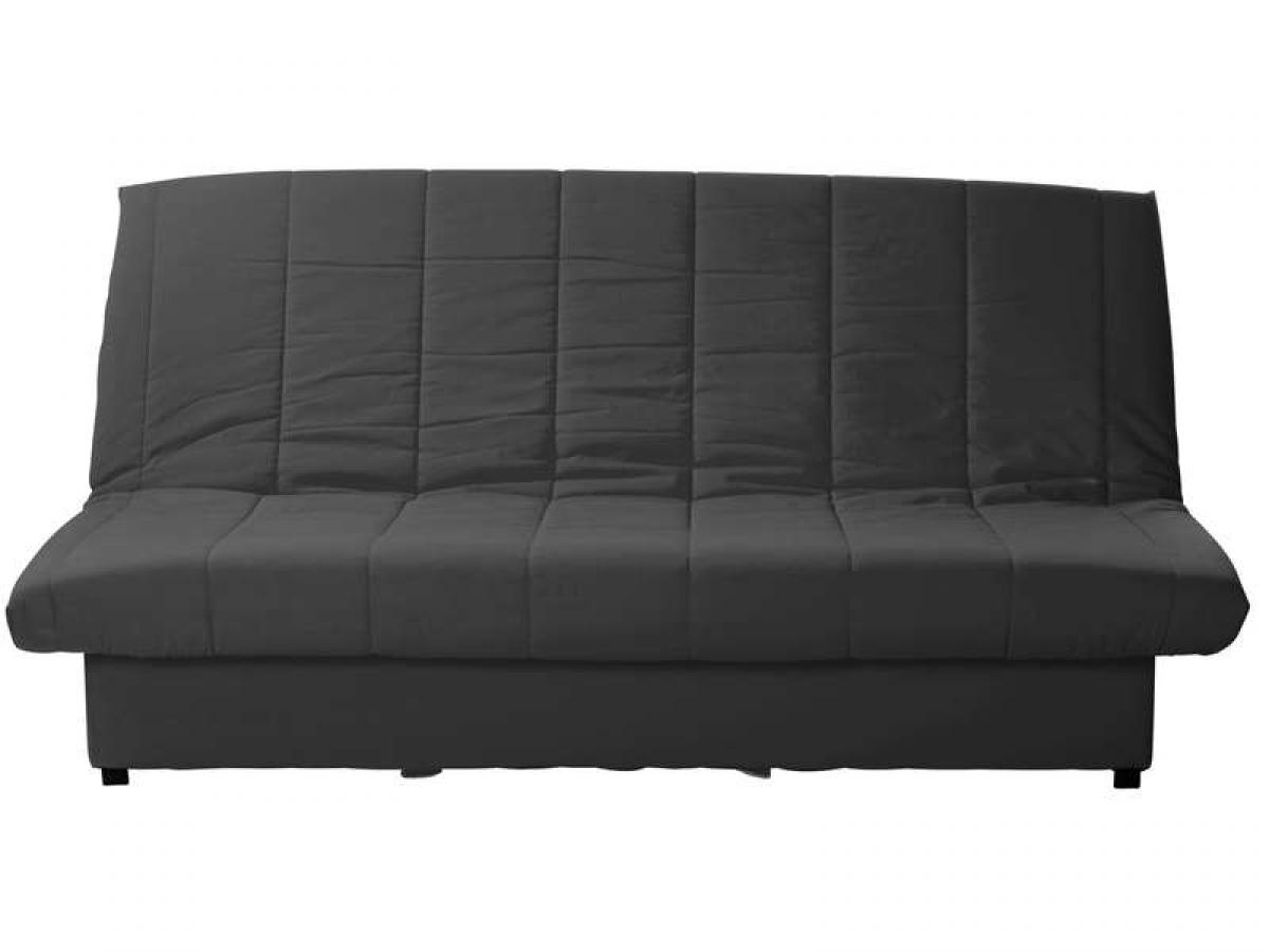 Futon ikea for Housse de canape fly