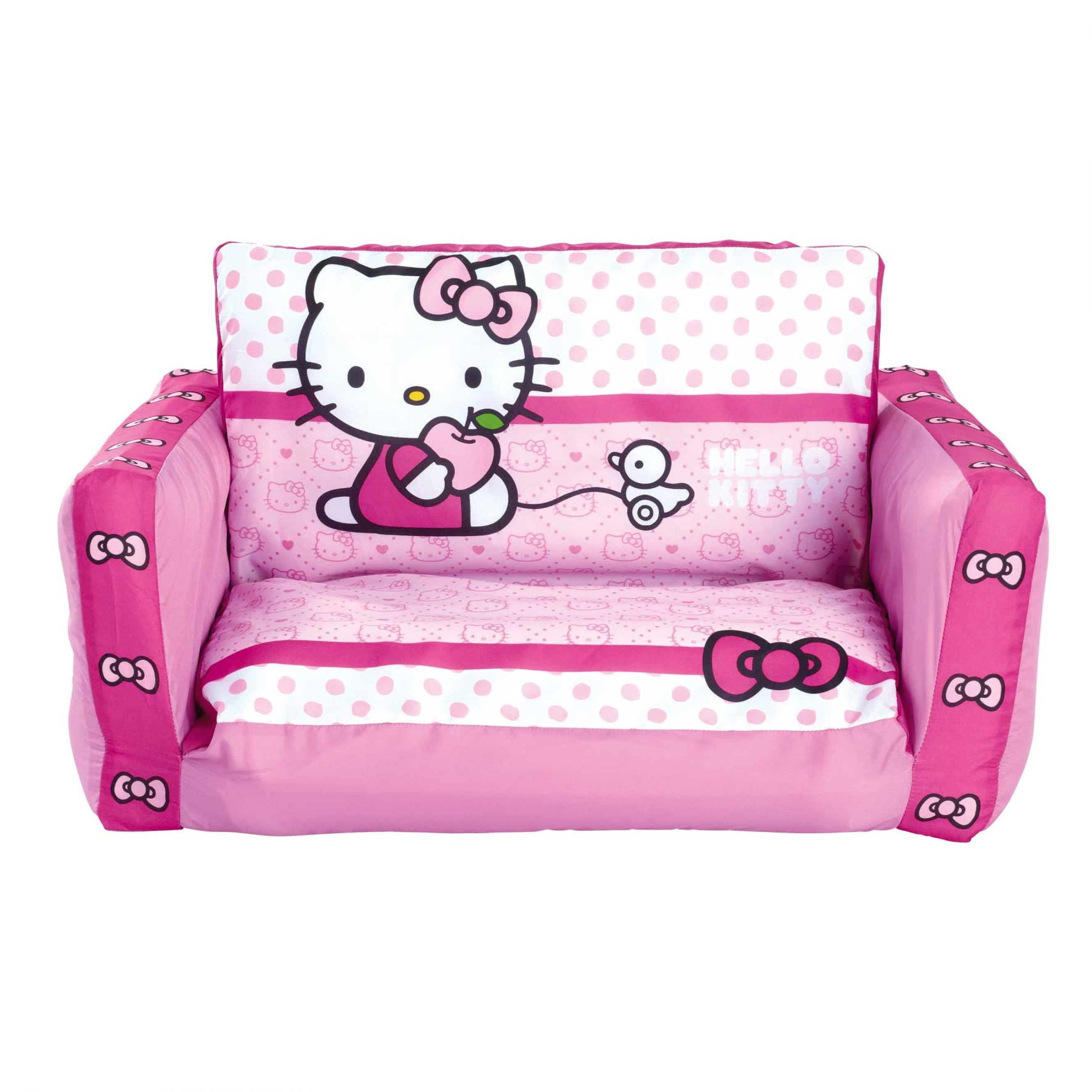 Photos canap gonflable hello kitty for Canape gonflable