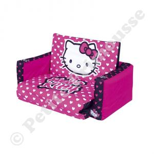 canapé gonflable hello kitty 12