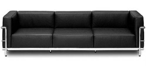 photos canap le corbusier lc3. Black Bedroom Furniture Sets. Home Design Ideas
