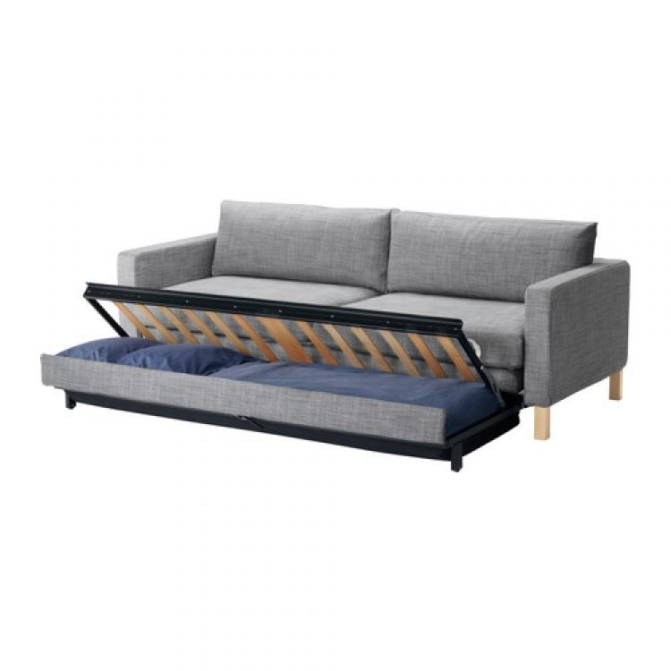 Photos canap convertible ikea 3 places - Canape karlstad 3 places ...