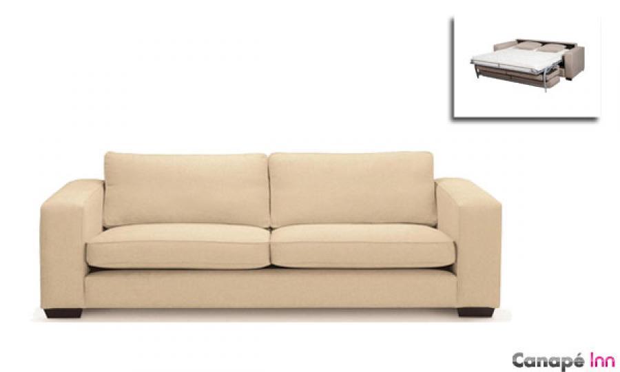 photos canap lit convertible grand confort. Black Bedroom Furniture Sets. Home Design Ideas