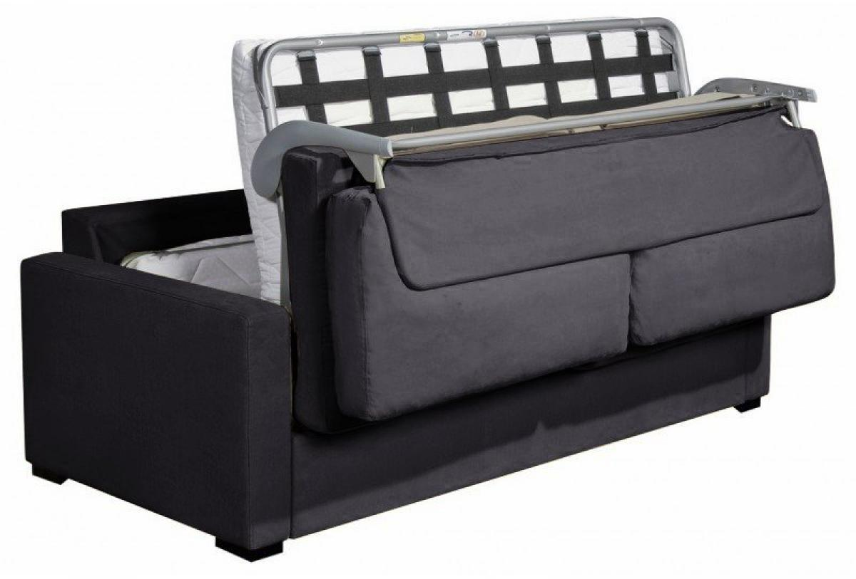 emejing canap convertible grand couchage images. Black Bedroom Furniture Sets. Home Design Ideas