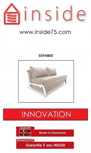 canapé lit design sofabed cubed 3