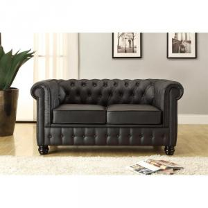 canapé chesterfield cuir convertible 7
