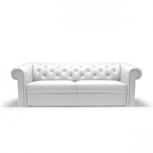canapé chesterfield cuir convertible 8