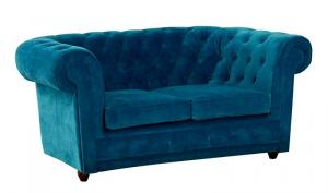 canapé chesterfield convertible 2 places