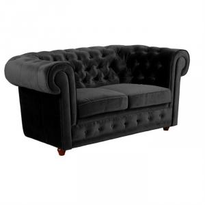canapé chesterfield convertible 2 places 3