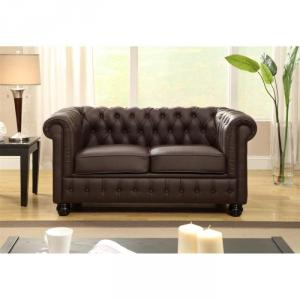canapé chesterfield convertible 2 places 15