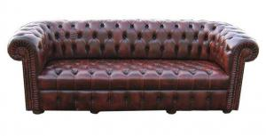 canapé chesterfield convertible d'occasion