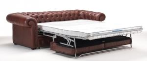 canapé chesterfield convertible cuir