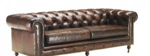 canapé chesterfield convertible cuir 5
