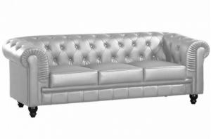 canapé chesterfield convertible 3 places 18
