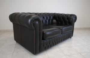 canapé chesterfield convertible occasion 9