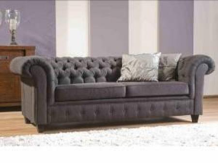 canape chesterfield en tissu pas cher. Black Bedroom Furniture Sets. Home Design Ideas