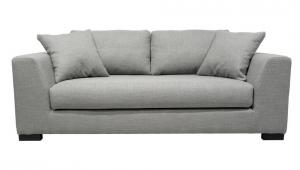 canapé chesterfield tissu gris 16