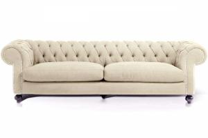 canapé chesterfield velours convertible 20