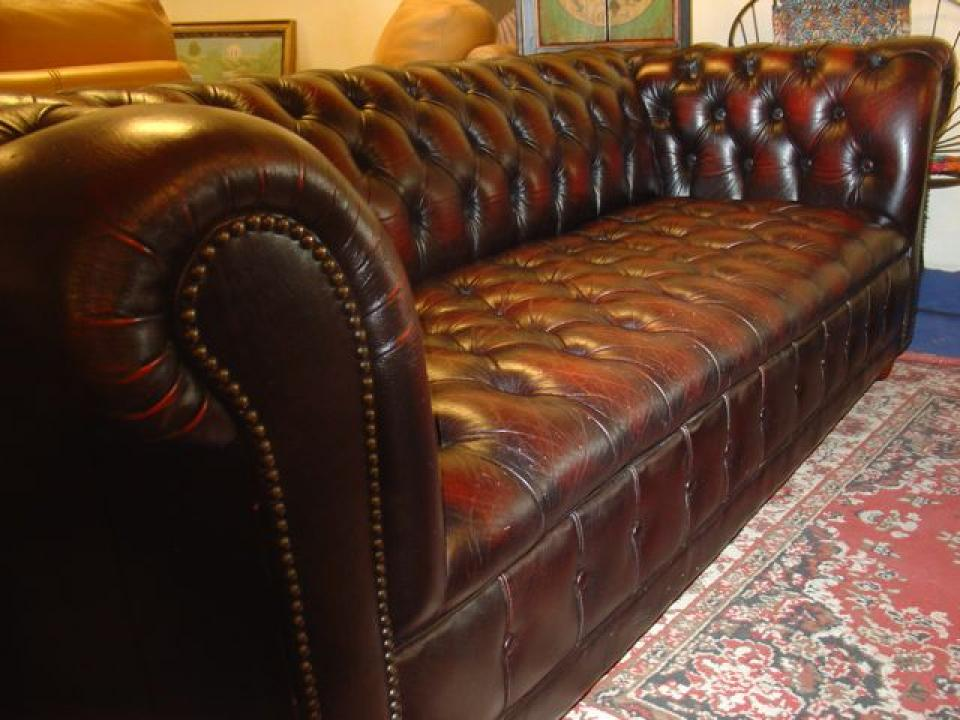 Canap toulouse occasion univers canap - Chesterfield convertible occasion ...