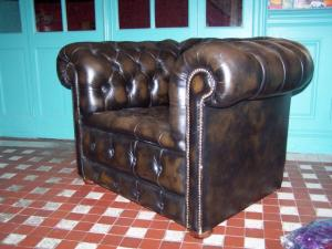 canapé chesterfield occasion suisse 6