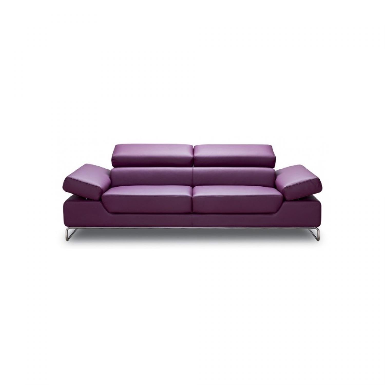 photos canap d 39 angle convertible cuir luxe experiencia. Black Bedroom Furniture Sets. Home Design Ideas