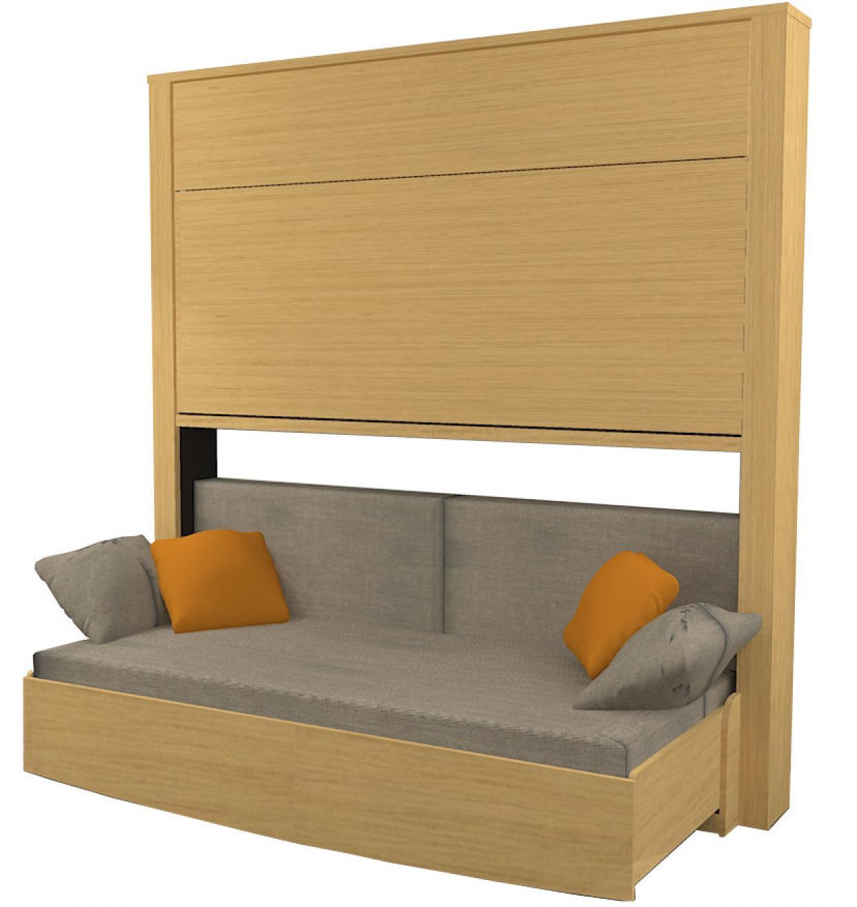 lit superpose canape gascity for. Black Bedroom Furniture Sets. Home Design Ideas