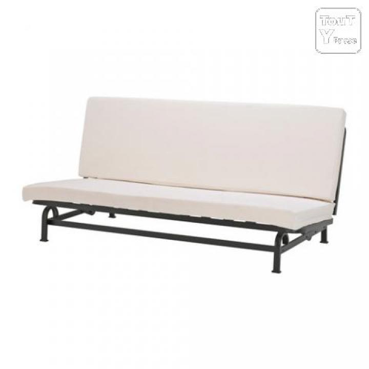 Photos canap 2 places convertible ikea - Ikea canape convertible 3 places ...