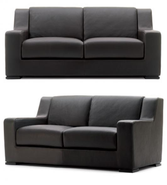 Photos canap 2 places cuir ikea - Ikea canape tissu 2 places ...