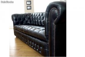 canapé chesterfield cuir 5