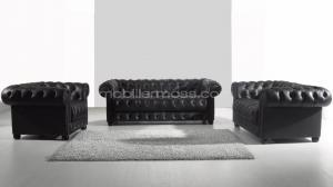 canapé chesterfield cuir 15