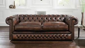 canapé chesterfield convertible 7