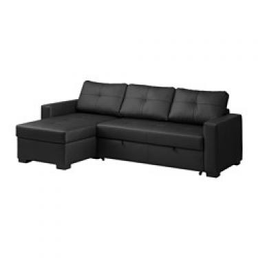 photos canap d 39 angle cuir convertible ikea. Black Bedroom Furniture Sets. Home Design Ideas
