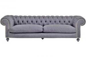 canapé chesterfield velours 16