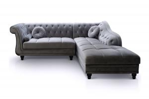 canapé chesterfield velours 20