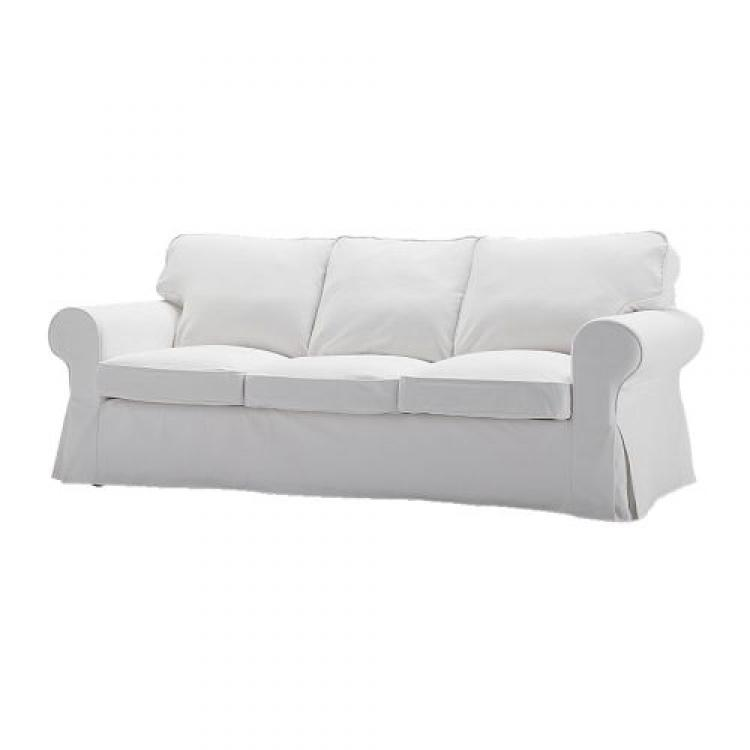 Photos canap convertible ikea ektorp 3 places - Convertible 2 places ikea ...