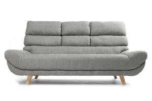 canapé convertible 3 places design scandinave prune ulla 17