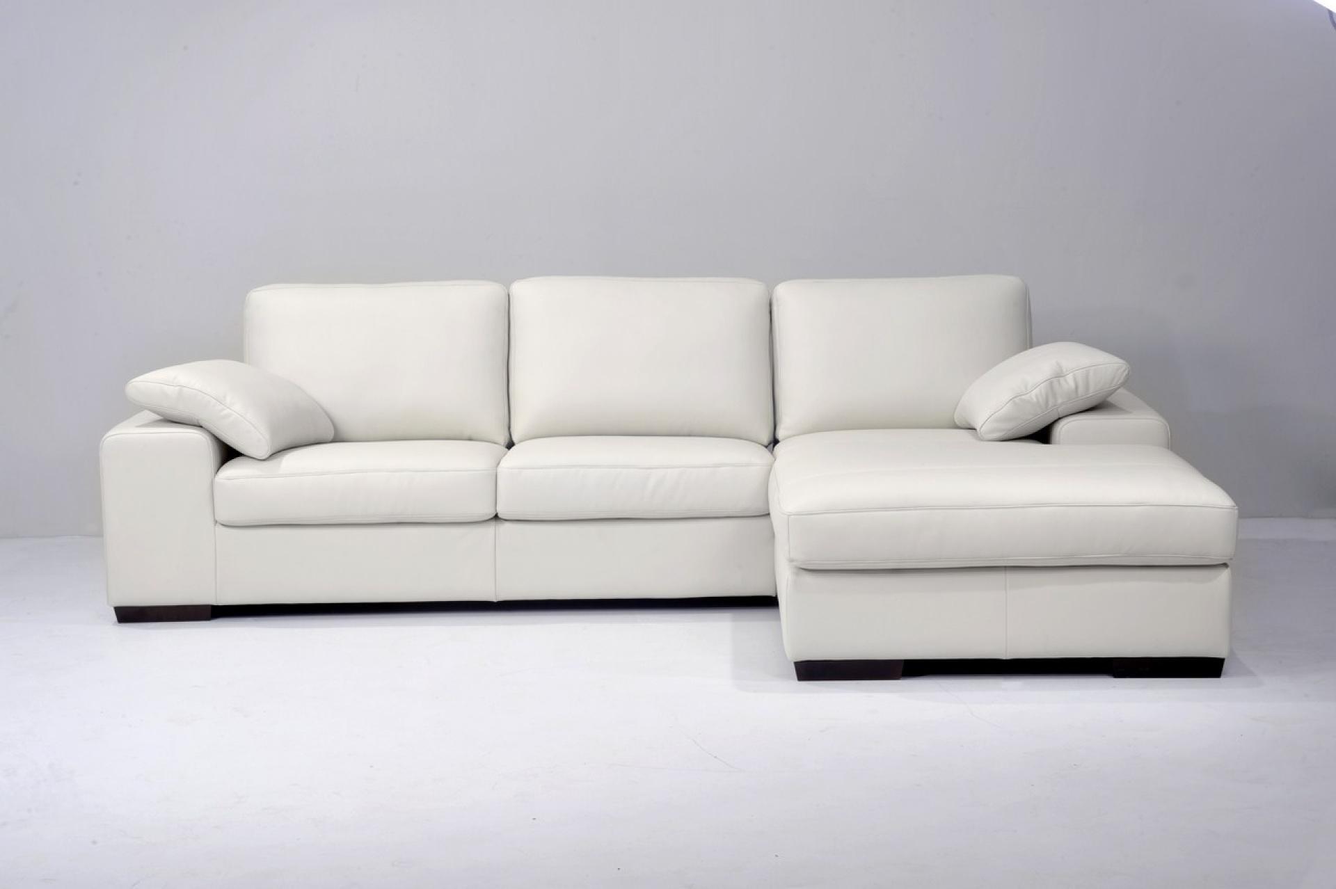 Photos canap convertible cuir blanc ikea for Ikea divan