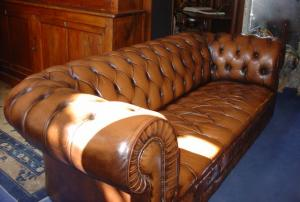 canapé chesterfield occasion 5