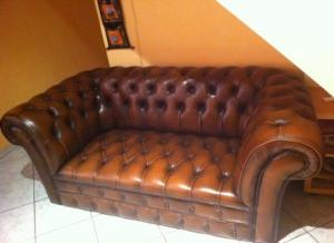 canapé chesterfield occasion 11
