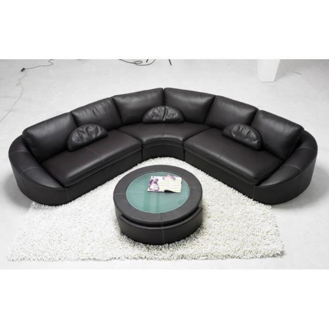 canap arrondi. Black Bedroom Furniture Sets. Home Design Ideas