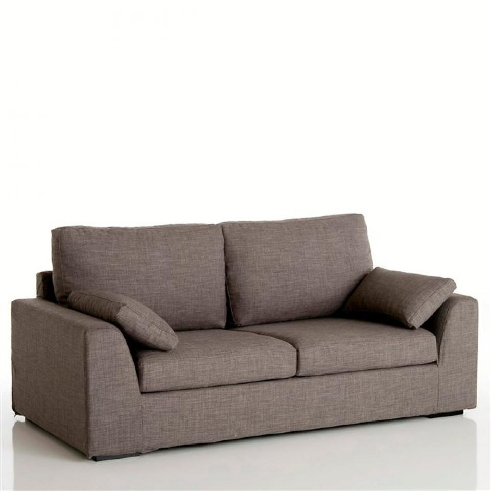 Photos canap gris chin - Canape gonflable conforama ...