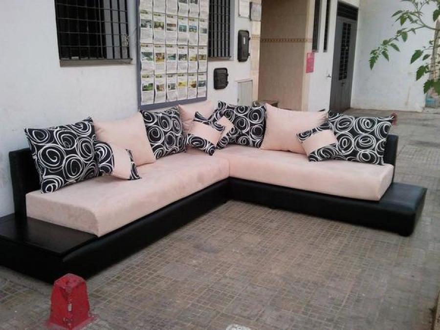 canape marocain moderne 20170822181833. Black Bedroom Furniture Sets. Home Design Ideas