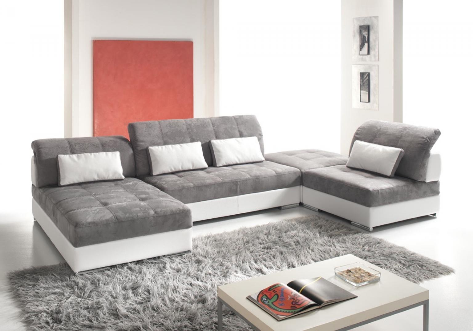 Canap contemporain roche bobois for Canape modulable solde