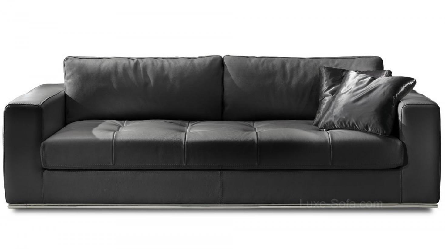 photos canap 4 places gris. Black Bedroom Furniture Sets. Home Design Ideas