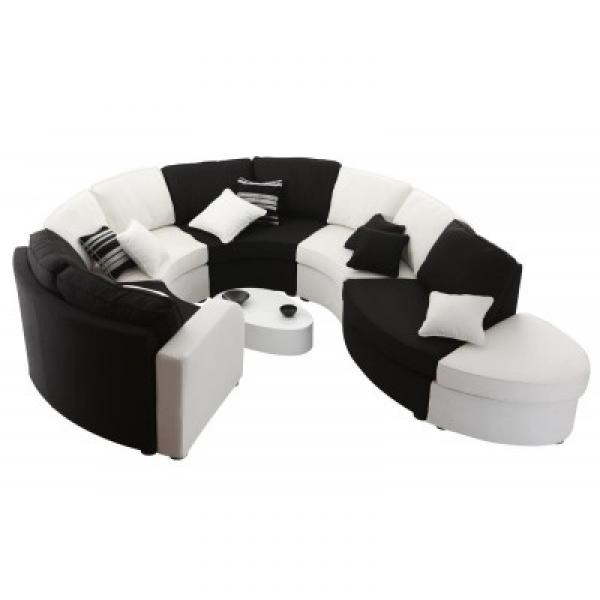 photos canap arrondi ikea. Black Bedroom Furniture Sets. Home Design Ideas