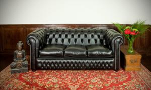 canapé anglais chesterfield occasion 3