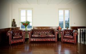 canapé anglais chesterfield occasion 14