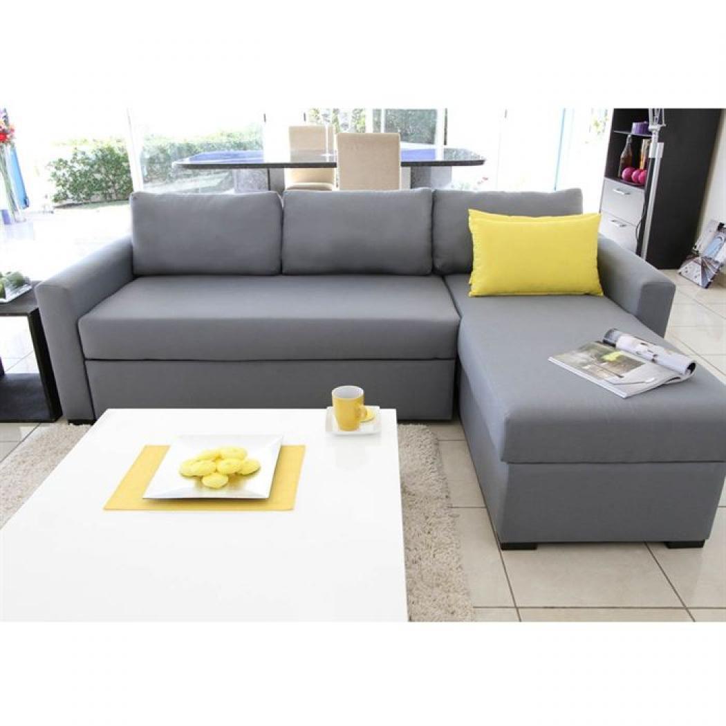 canape bleu gris id es de design maison et id es de meubles. Black Bedroom Furniture Sets. Home Design Ideas