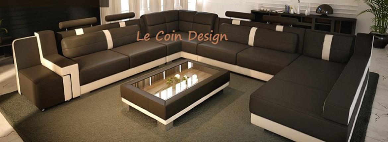 photos canap en u pas cher. Black Bedroom Furniture Sets. Home Design Ideas
