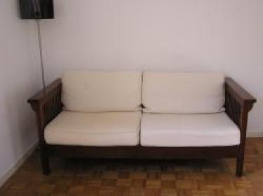 photos canap en bois exotique. Black Bedroom Furniture Sets. Home Design Ideas
